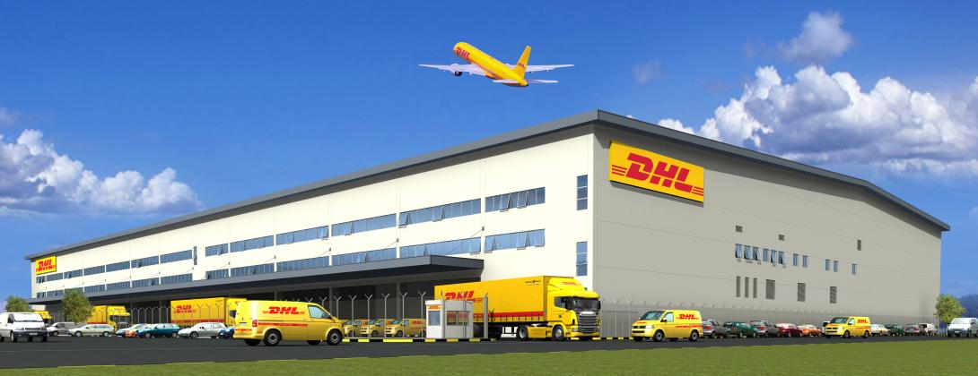 DHL Courier Delivery